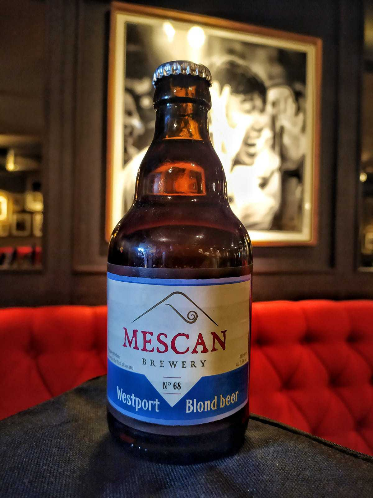 Mescan Beer Blonde 330ml