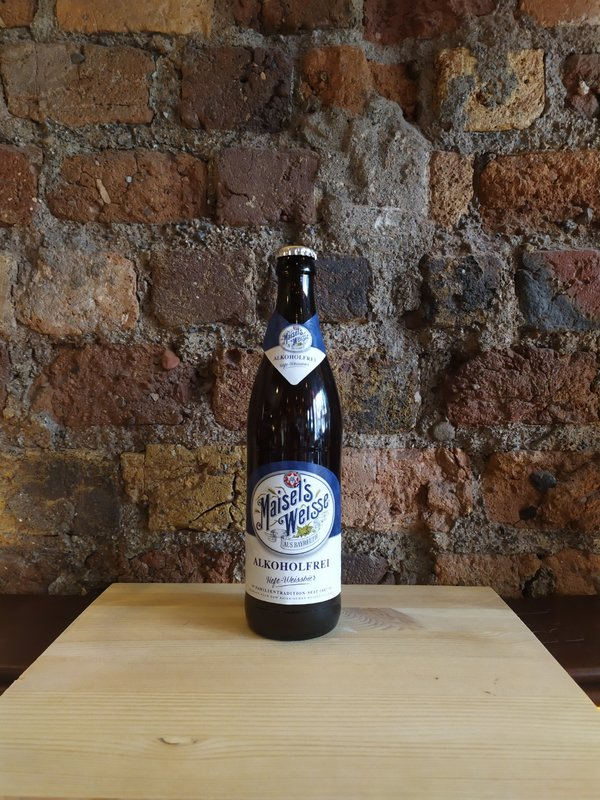 Maisel's Weisse Alcohol Free 500ml